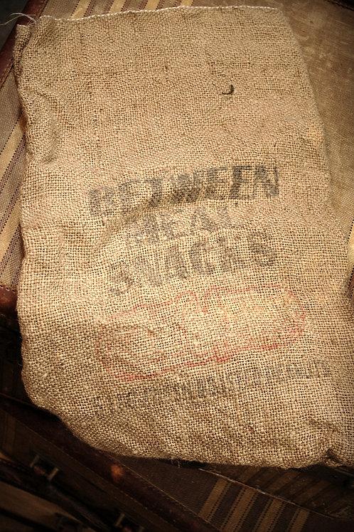 Burlap sack - small