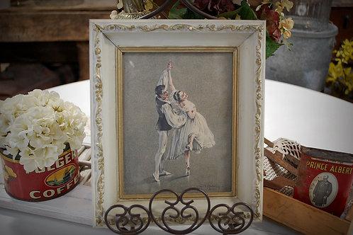 ballet, picture, center piece, reception, wedding, theme, party