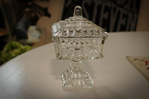 candy dish, cut glass, serving, table top, decor, event, rental