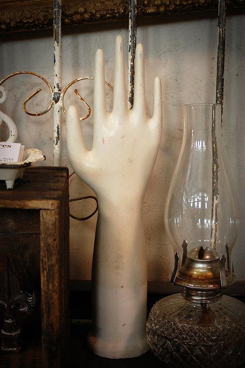 porcelain, glove display, table top, center piece, wedding, event, rental