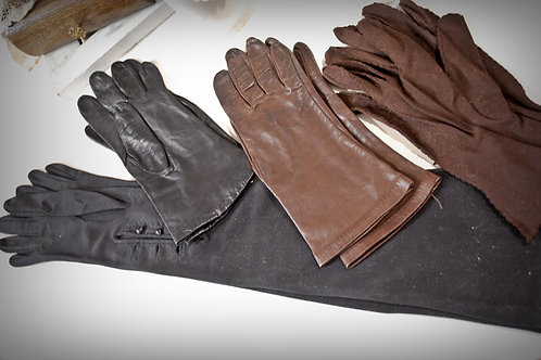 Gloves - assorted