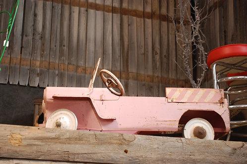 hamilton jeep surrey pedal car child baby shower decor party event photography rental