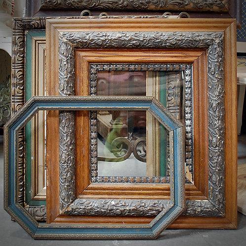 Assortment of large frames