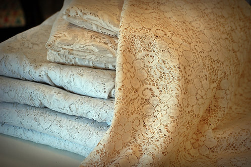 Lace panels - assorted