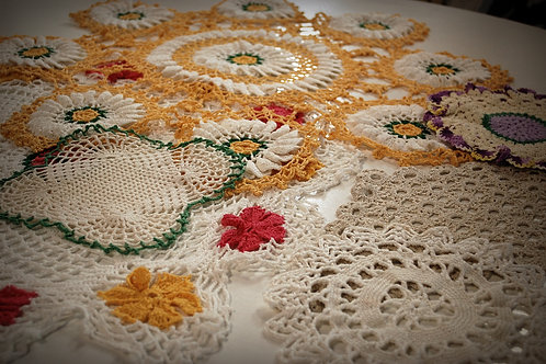 Doily - assorted