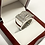 Thumbnail: Cubic Zirconia Men's Ring In .925 Sterling Silver