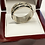 Thumbnail: 11MM Men's Band With Moveable Center In .925 Sterling Silver