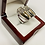 Thumbnail: Conga Drums Ring In .925 Sterling Silver Custom Made