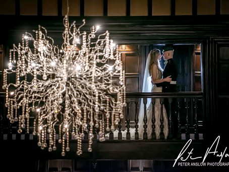 Wedding Photography at Mitton Hall - 11th January 2020