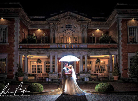 Wedding Photography at Eaves Hall - 2nd January 2020