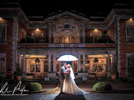 Wedding Photography at Eaves Hall - 2nd January 2020