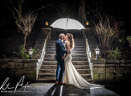 Wedding Photography at Higher Trapp House  - 2nd February 2020