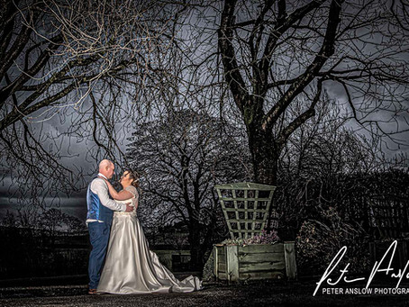 Wedding Photography at the Stirk House Hotel - 14th February 2020.