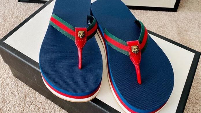 New Gucci Slipper Women (Size 9)