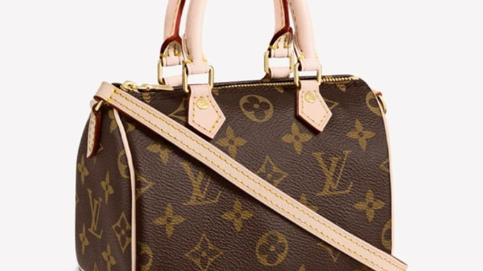 Brand New Louis Vuitton Speedy Nano