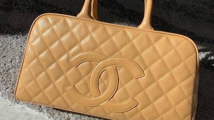 Chanel Vintage Bowling Bag - PreLoved