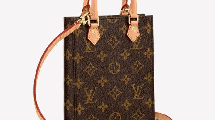 Brand New Louis Vuitton PETIT SAC PLAT
