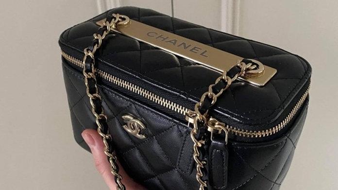 Chanel 2020 Mini Vanity Case - PreLoved