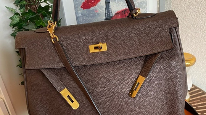Hermes Kelly Retourne 35 - PreLoved