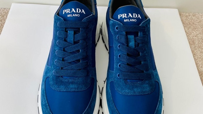 Brand New Prada tennis shoes (Men - US size 11)
