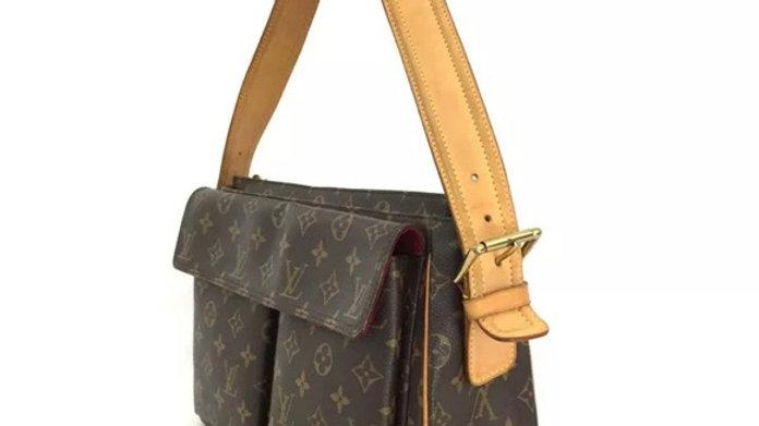 Authentic Louis Vuitton Viva Cite GM Shoulder Bag - PreLoved