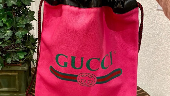 Brand new GG Tote and Backpack
