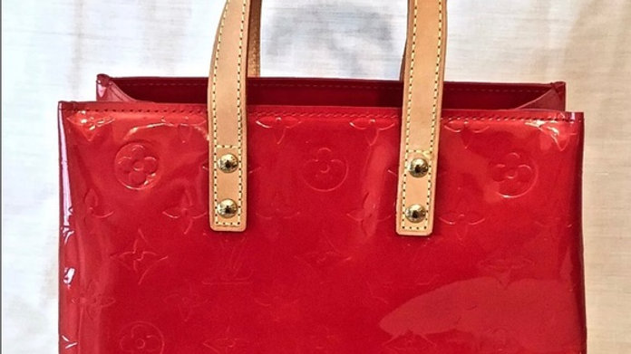 Louis Vuitton Reade PM Monogram Vernis Leather - PreLoved