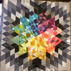 45. Gravity  Diamonds & Hexagons - Kanta Patel