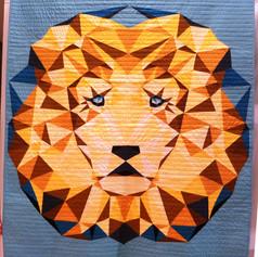 25.Riley's Lion - Wendy Bosler