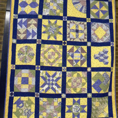 28.Ann's Quilt - Jan Collis