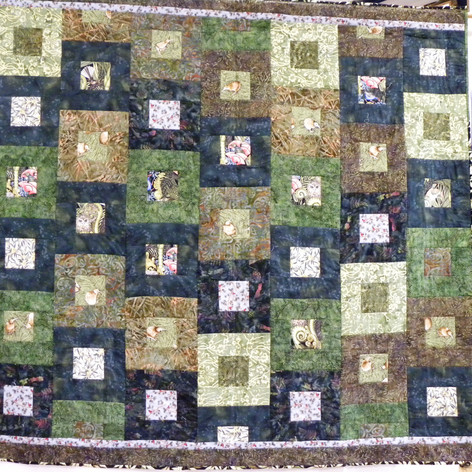 44.New Zealand Quilt - Nicole Jones
