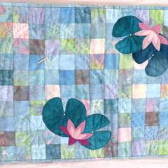 Monet's Garden - Wendy Bosler
