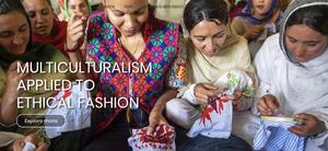 Stella Jean homepage featured in a Wardrobe Wellness blog post
