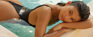 Riot Swim Homepage featured in Wardrobe Wellness blog post