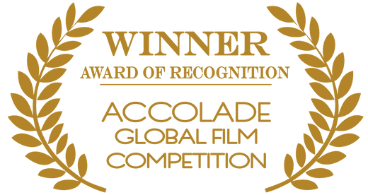 Award of Recognition for Animation Accolade Global Film Competition