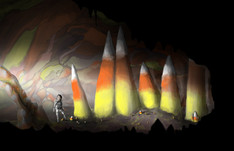 Candy Cave Concept
