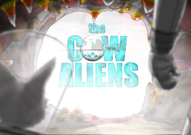 the COW ALIENS