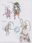 Cow Aliens Concept