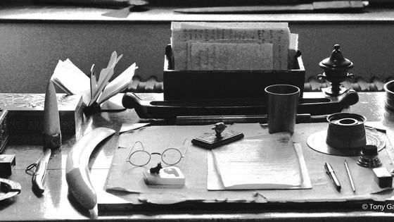 Why writing rituals work