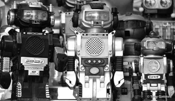 A Writer's Robot