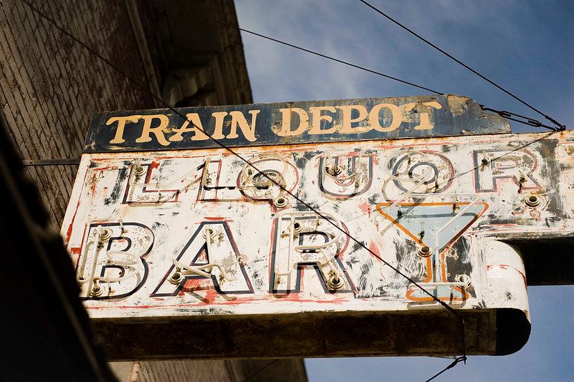 Train Depot Saginaw Michigan