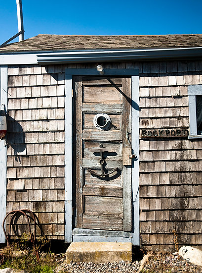 Anchor Door Rockport