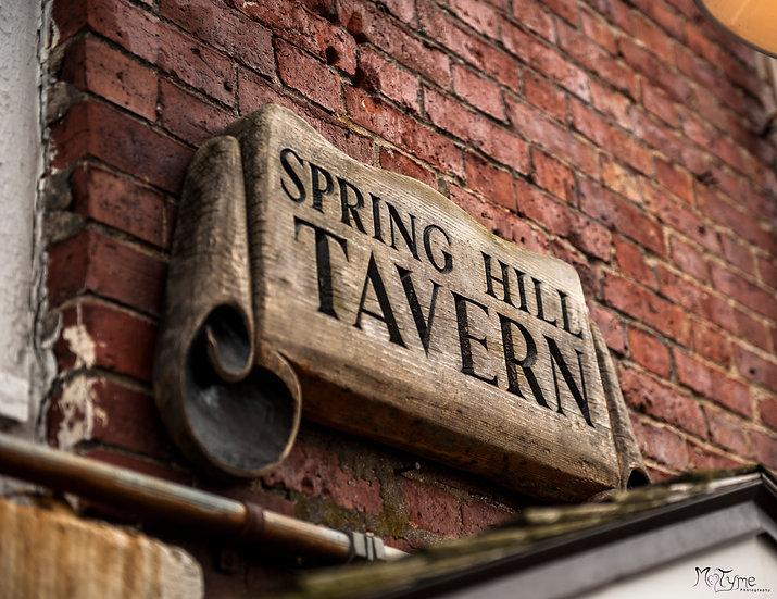 Spring  Hill Tavern Portsmouth NH