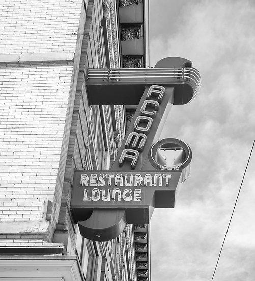 Acoma Restaurant and Lounge