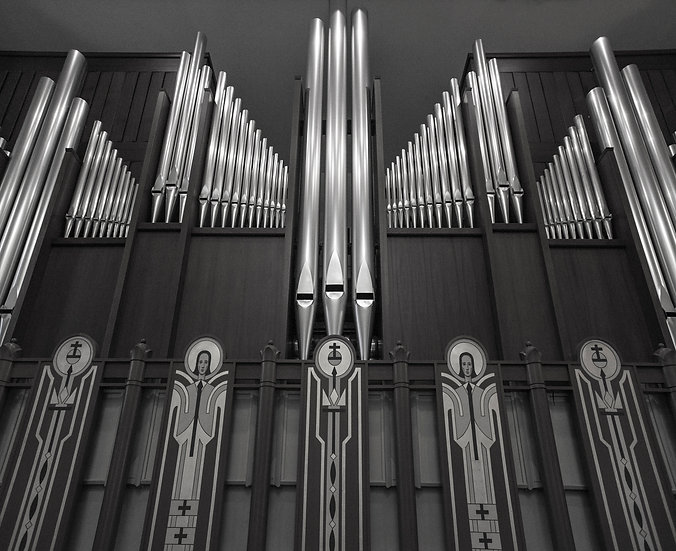 Cathedral of Christ the King Pipe Organ