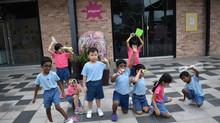 Fun time at Playeum!
