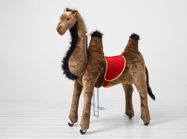Εξαιρετικά  Μεγάλη Καμήλα XL  ιππασίας 9-99 ετών Ύψος133 εκ.κωδ.HL5055