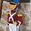 Thumbnail: Ξύλινος Μολυβένιος Στρατιώτης με 1 πόδι κωδ.Μ80482