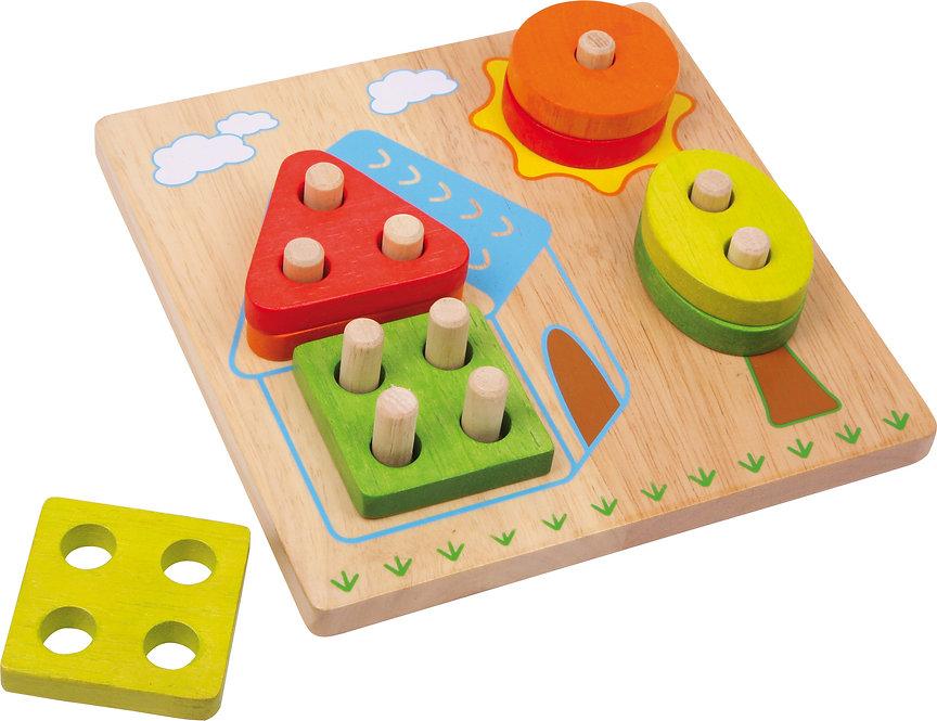 +1 Παιχνίδι σφηνωμάτων  κωδ:L2678