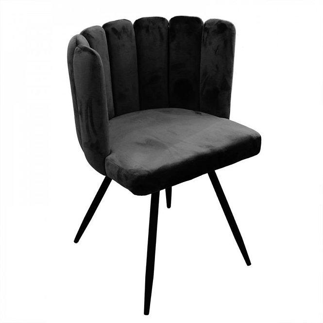 Design Κάθισμα Bελούδινο κινητό  κωδ.C6523